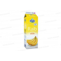 Raib Frais Saveur banane...