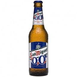 San Miguel 0,0% Alcohol 25cl