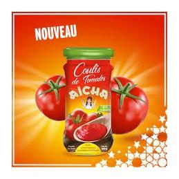 Aicha Coulis de Tomates 360g