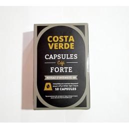 COSTA VERDE - Capsules Café...
