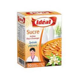 IDEAL - Sucre arome Fleur...