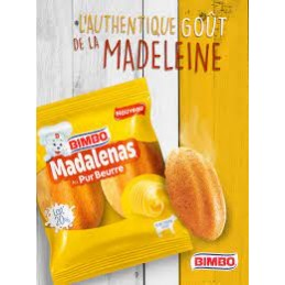Madalenas au Pur Beurre 2...