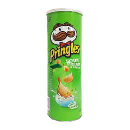 Chips PRINGLES SOUR CREAM &...