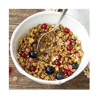 Céréales, barres en céréales