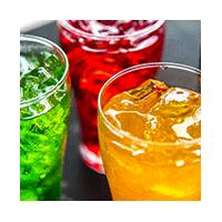Sodas, Boissons gazeuses